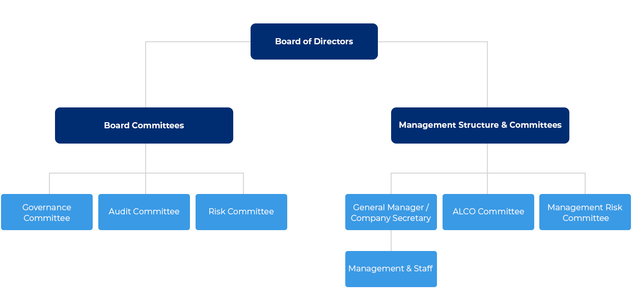 Geelong Bank - Board Structure
